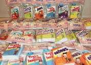 Souvenirs infantiles para cumple, originales libritos miniatura