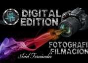 Fotografia y filmacion