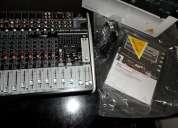 Mixer behringer xenyx qx 1222 usb