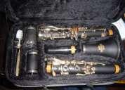 Clarinete nuevo!! sib roy benson cb- 217