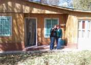Alquiler por dia cabaña para 2 4 6 personas en las vegas potrerillos