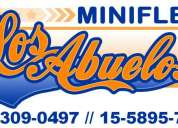 Minifletes ( liniers,mataderos, v. luro) economicos