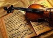 Clases de violín, zona sur, temperley