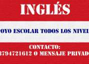 Class particulares de inglés