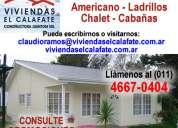 Construccion de casas americanas san miguel viviendaselcalafate-com-ar