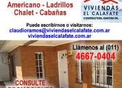 Construccion de casas de ladrillos malvinas argentinas viviendas el calafate