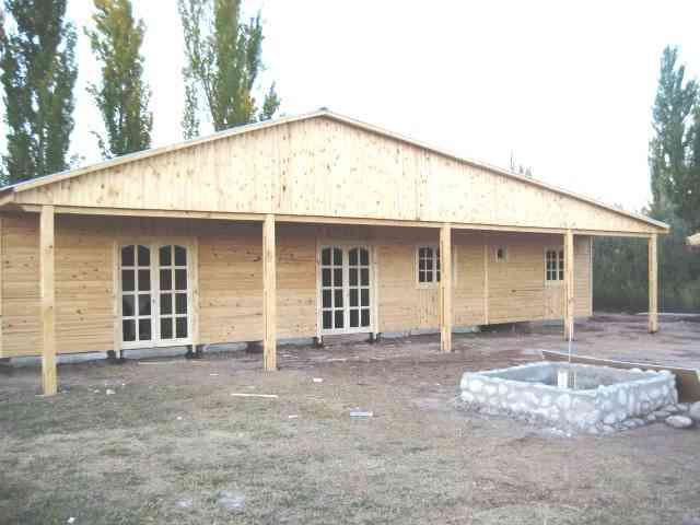 Casas prefabricadas viviendas industrializadas caba as - Cabanas casas prefabricadas ...