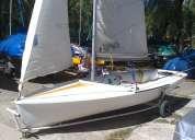 Vendo velero 470 clase olímpica $ 22500 excelente estado!!!