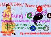 Clases de chi kung / qi gong - san andres