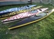 "Kayak ""rm"" escuela - remos"