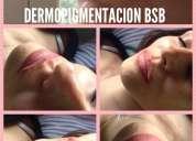 Dermopigmentación quilmes ojos labios y cejas