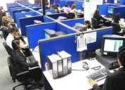 Buscamos personal administrativa mujer para trabajar
