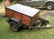 Vendo carrito batan en muy buen esta con rueda de axilio grandecito tiene tapa