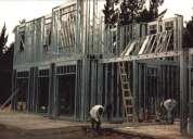 construccion en seco, steel framing, durlock, tabiques, cielorrasos