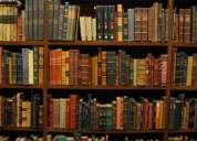 Compro libros usados capital federal y gran buenos aires a domicilio bibliotecas enteras