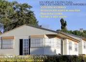 Obtene tu casa al mejor precio y con la mejor financiacion!!!