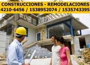 Construir casas en ezpeleta remodelacion de casas