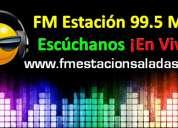 Fm estación 99.5 mhz. saladas corrientes