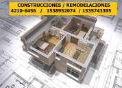 Remodelacion de viviendas en quilmes
