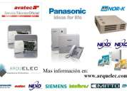 Servicio tecnico centrales telefonicas avatec nor-k panasonic nexo