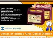 Cargadores de baterias inteligentes  hurlingham  tfno. (011)15-6184-7871
