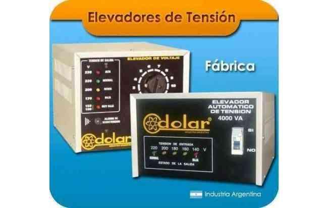 Venta Directa Elevador de corriente para casas Contactenos  Zarate Tfno. [011] *1561847871*