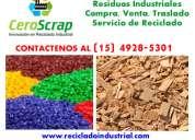 Rezagos y residuos industriales compra y venta en almirante brown contactese 15 4928-5301