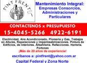 Portones, rejas, protecciones  congreso presupuestos al [1540455266] sr. angel rubio
