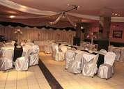 Cumpleaños de 15 casamientos salones de fiestas flores cap fed
