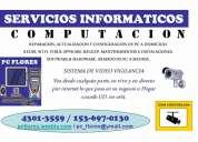 Servicio tecnico reparacion de pc, notebook y netbook a domicilio