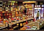 Vendo libros usados y nuevos, agotados consulte