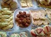 servicio de catering y lucnh para eventos