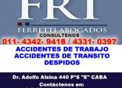 Accidentes de transito tribunales llame al  [4331 0397] seguros automotor capital federal