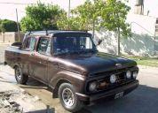 camioneta ford f-100 twinibeam