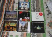Vendo cds de pink floyd originales