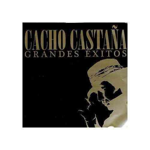 Cd Original Cacho Castaña Grandes Exitos