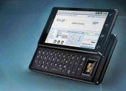 Motorola milestone en caja completo android 2.2 5mpx, wifi, gps