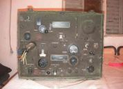 Radio militar segunda guerra bc654