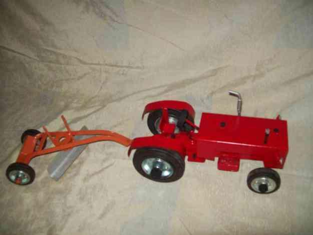 Tractor (Artesanias en hierro)