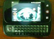 Motorola dext android wifi gps incorporado 8gb touch screen y teclado, muuy bueno