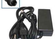 cargador p/ notebook hp compaq 18,5v 3,5a 65w pin grueso!