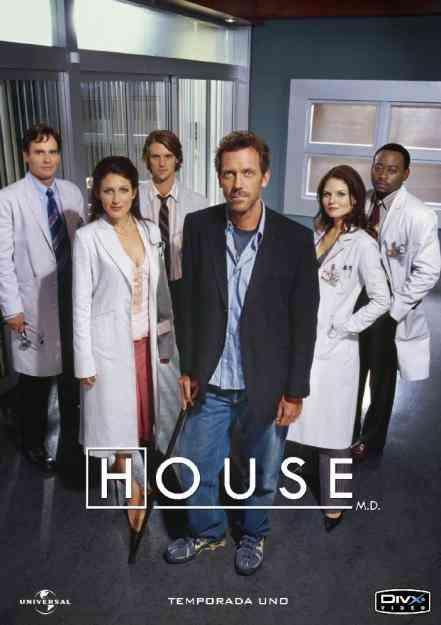 serie tv doctor house 6 temporadas audio latino e ingles. Black Bedroom Furniture Sets. Home Design Ideas