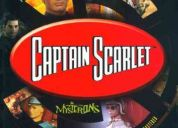 Capitan escarlata (captain scarlet)