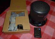 Amplificador telefónico para conferencias