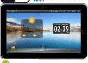 Tablet pc zepad hdmi camara 4gb office android 2.2 10 pulgadas!