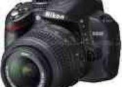 Nikon d3000 nueva en caja con garantia!!!!!!!!!!!!!!!