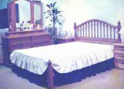 Fabrica de muebles de roble de estilo