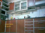 muebles de cocina a medida-alacenas -bajomesadas.