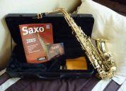 SaxofÓn   alto  en  mib