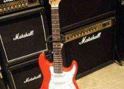 guitarra electrica niño stratocaster 3 microfonos